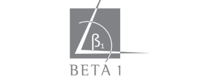 Logo BETA 1 - development